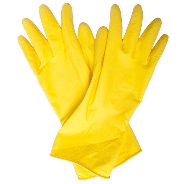 Гумові рукавички для прибирання: продаж за кращими цінами